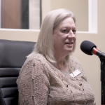 365体育手机版 Center for Insurance & R是k Management Director Cindi Burleson Featured on Arkansas Shrimp Tank Podcast